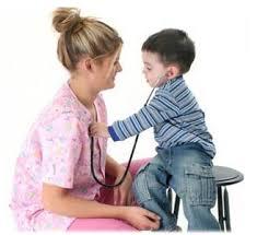 Bambini e dottori