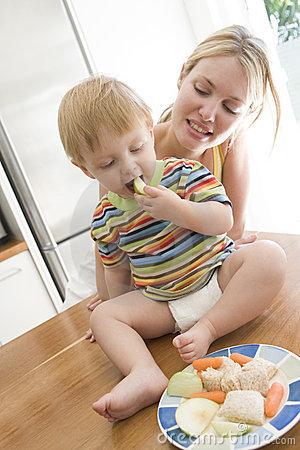 abitudini nei bambini