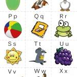 Alfabeto illustrato 2
